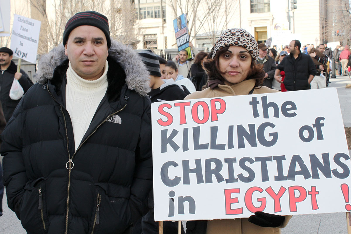 coptic chirstian persecution